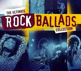 The Ultimate Rock Ballads Collection - 2 CDs