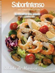 Revista Sabor Intenso - Agosto 2009