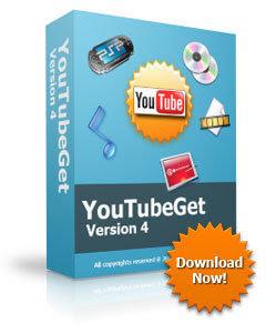 YoutubeGet 5.1