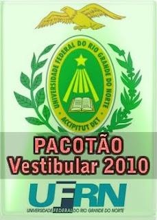 Pacotão Vestibular UFRN 2010a