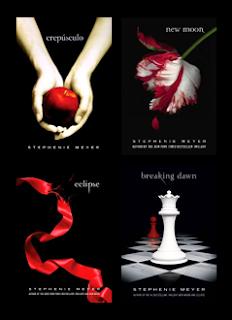 Crepúsculo - Lua nova, Eclipse, Amanhecer