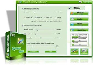 Magic Memory Optimizer 8.1.1.332