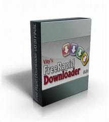 FreeRapid Downloader 0.83 RC build 473