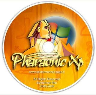 Windows XP Pharaonic
