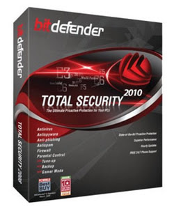 BitDefender Total Security 2010 x86 32 Bits