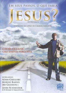 Filme Poster Em Seus Passos, O Que Faria Jesus? DVDRip RMVB Dublado