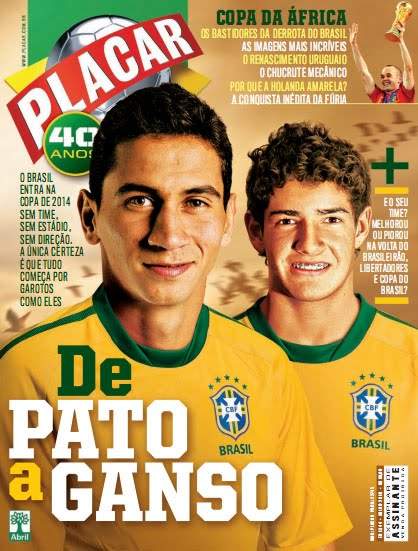Download Revista Placar - De Pata a Ganso