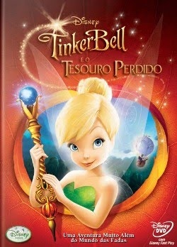TinkerBell e o Tesouro Perdido   Dublado Download
