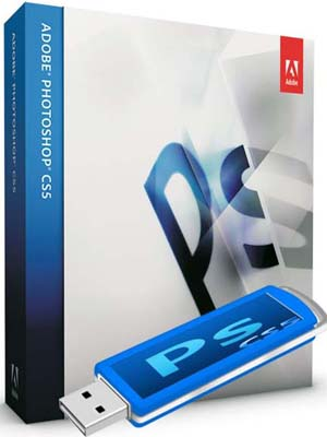 Portable Adobe Photoshop CS5 Extended Portable
