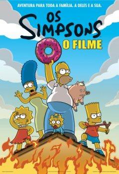 Download Os Simpsons o Filme DVDRip Dual Audio