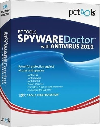 Download Spyware Doctor e AntiVirus 2011 8.0.0.623