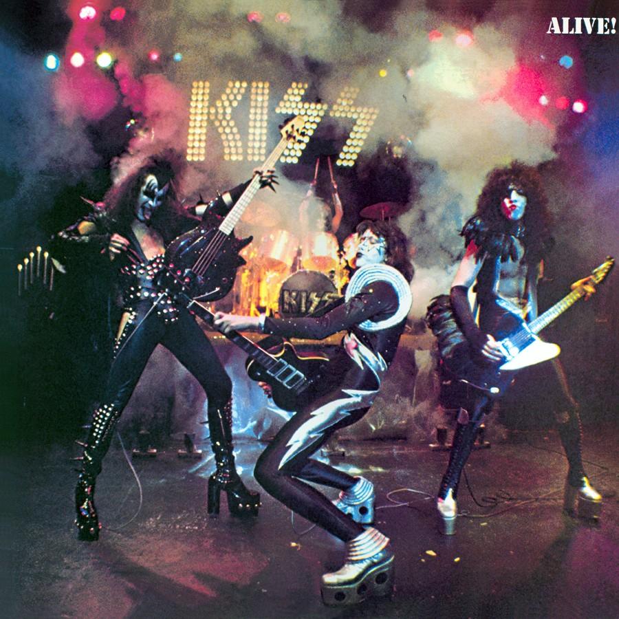 KISS - Discografia: 1ª parte | ㅤ