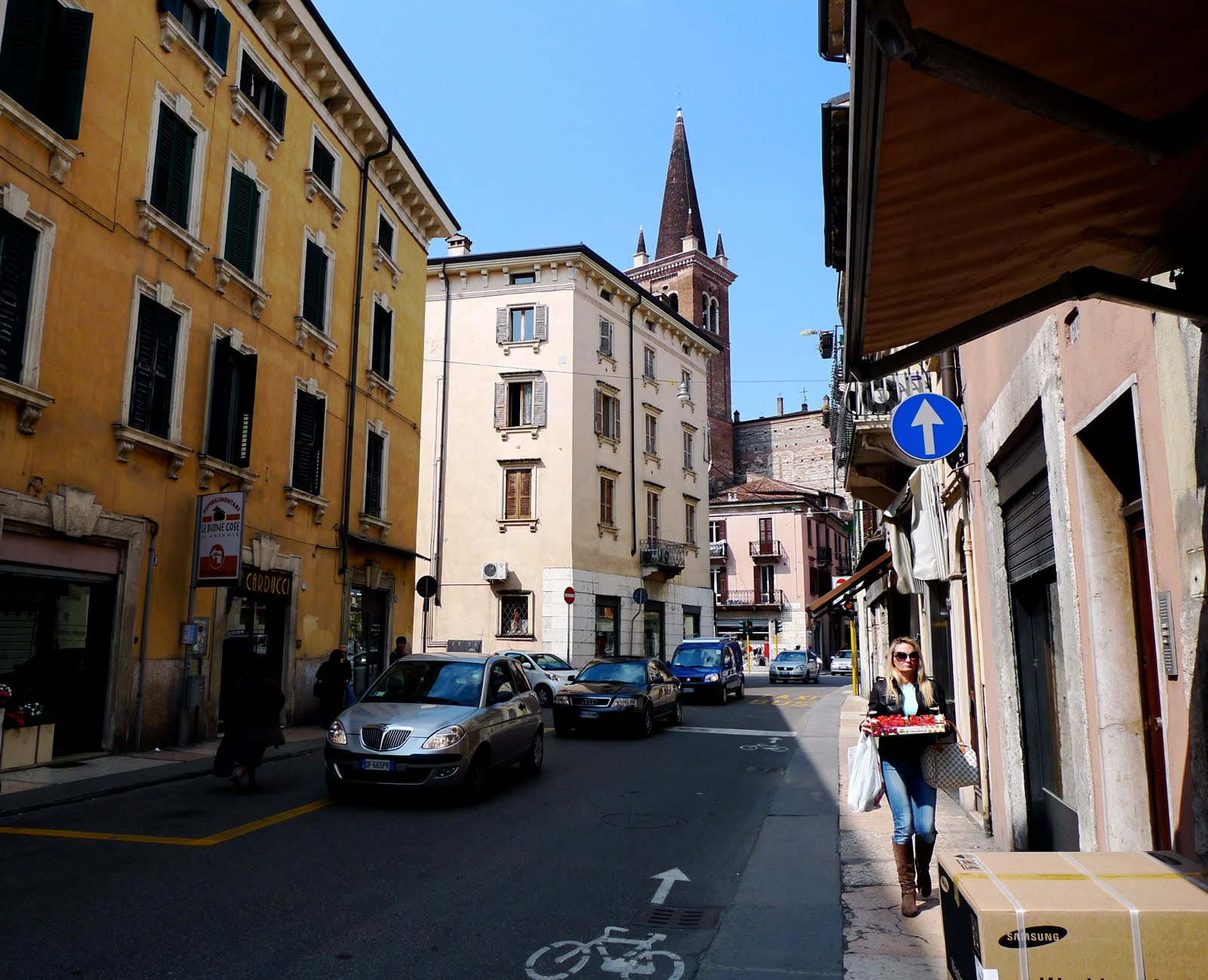 verona daily Italian newspapers for information on local issues, politics, events, celebrations, people and business looking for accommodation, shopping, bargains and weather.