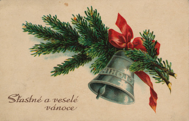 The Daily Postcard A Slovak Christmas Greeting