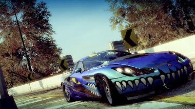 Mir gefällt die dezente und dennoch bestimmende Art, mit der dieses Auto visuell einem mitteilt, daß es schnell fahren kann.