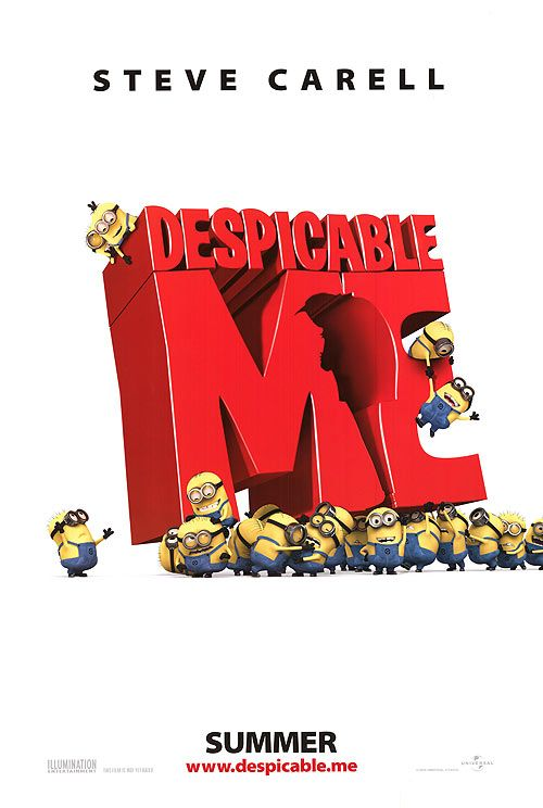 Despicable Me 2010 DvDrip Eng-FXG