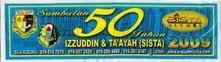 50 tahun dah
