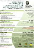 Seminar Nasional Arsitektur & Perkotaan