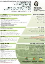 Seminar Nasional Urban Planning