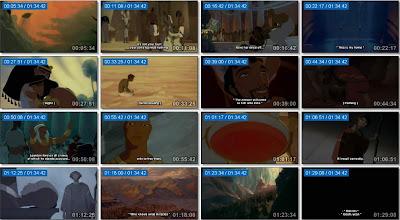 Принц Египта / The Prince of Egypt (1998) HD 720 - фильм ...