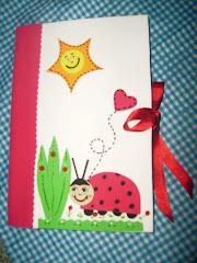 Feito por mim, inspirado nas criações fantásticas de jacirinha!!!