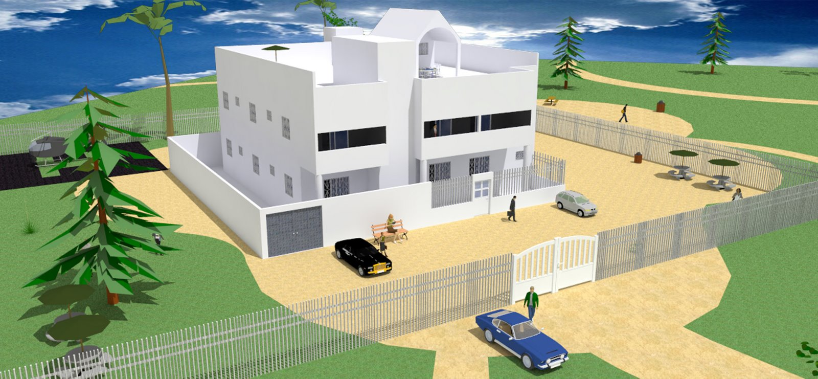 Maison futur pour mes parents