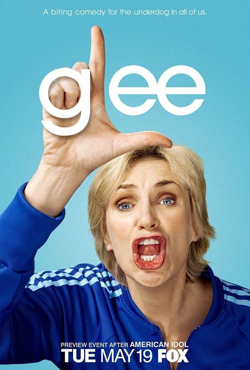 jane lynch glee. Glee!