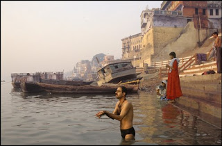 Gangga River, India