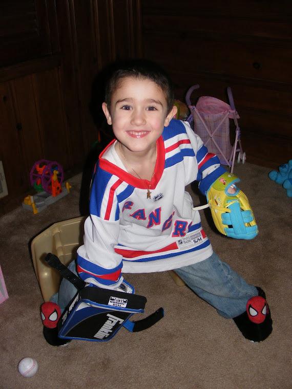 My Hockey Star