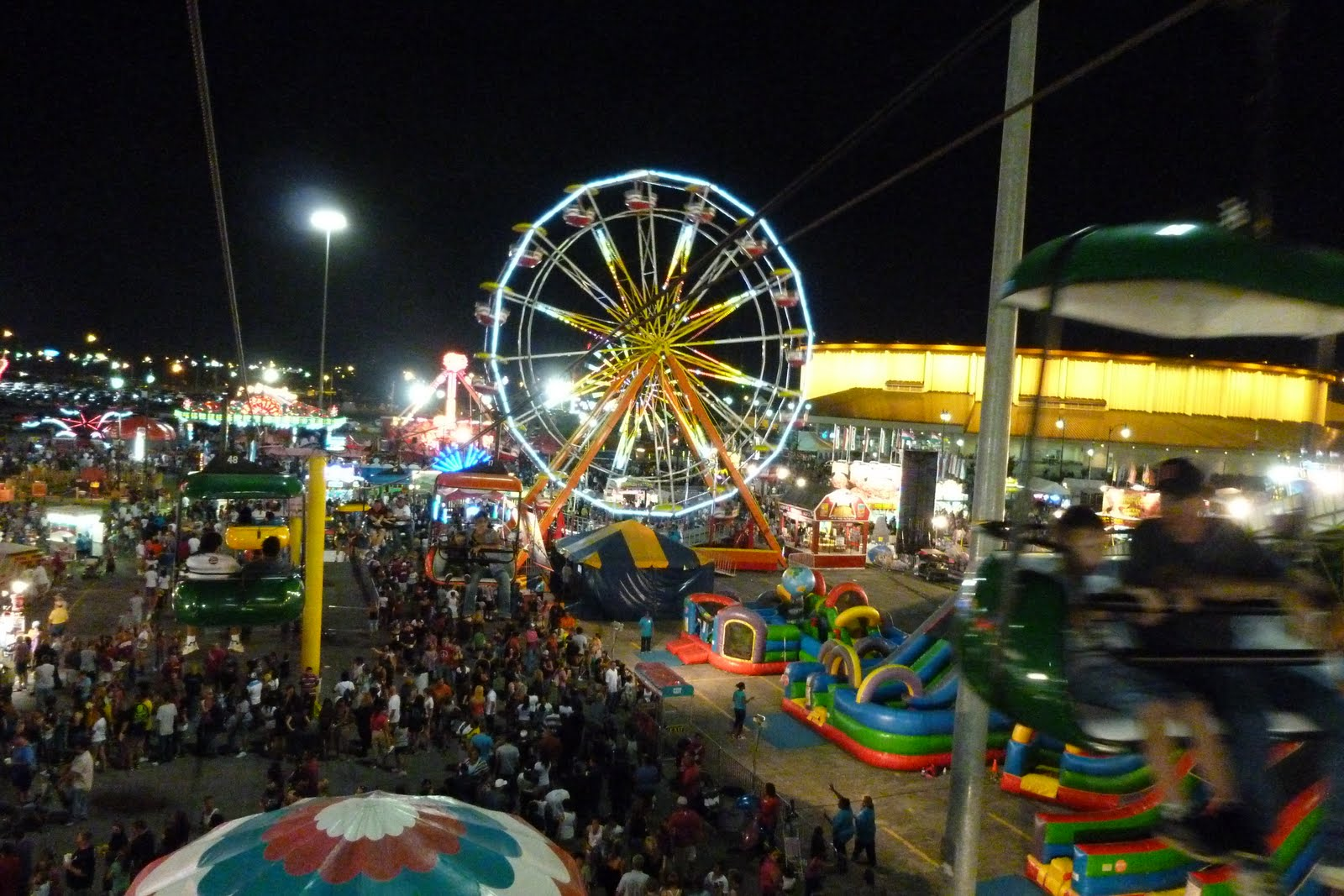 Motoring the Mother Road: Oklahoma City - STATE FAIR!