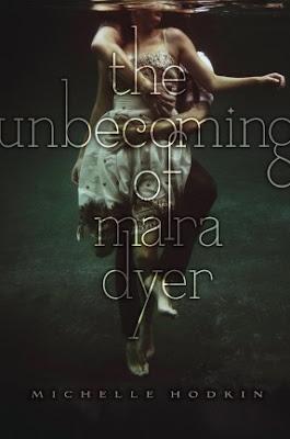 Listado de Proyectos Terminados The+Unbecoming+of+Mara+Dyer