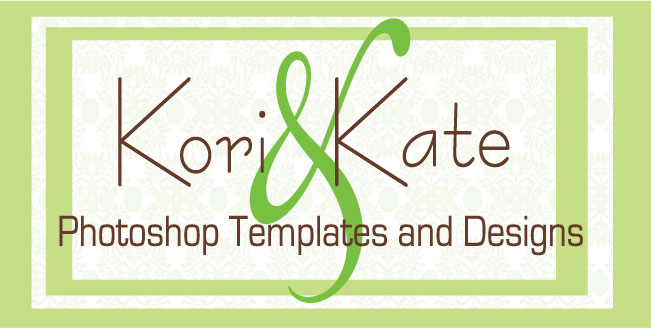 Kori and Kate  Designs and Templates for Photographers