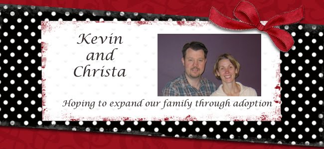 Kevin and Christa