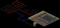 Maze guides