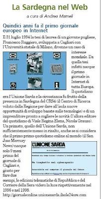 unione sarda 1994