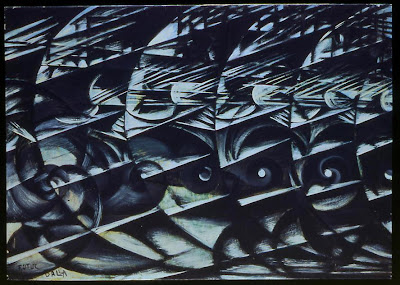 Giacomo Balla. Velocit astratta