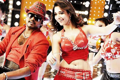 Vijay and Tamanna hot still