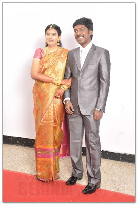 Actor Vijay wedding still