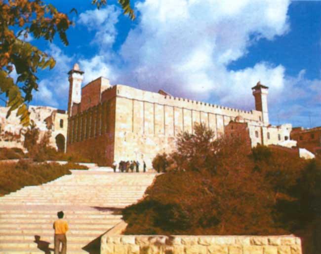 مسجد الحرم الابراهيمي في قلوبنا