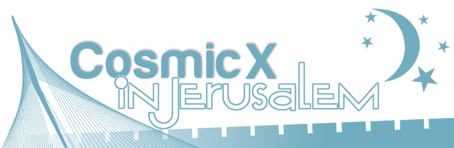 Cosmic X in Jerusalem