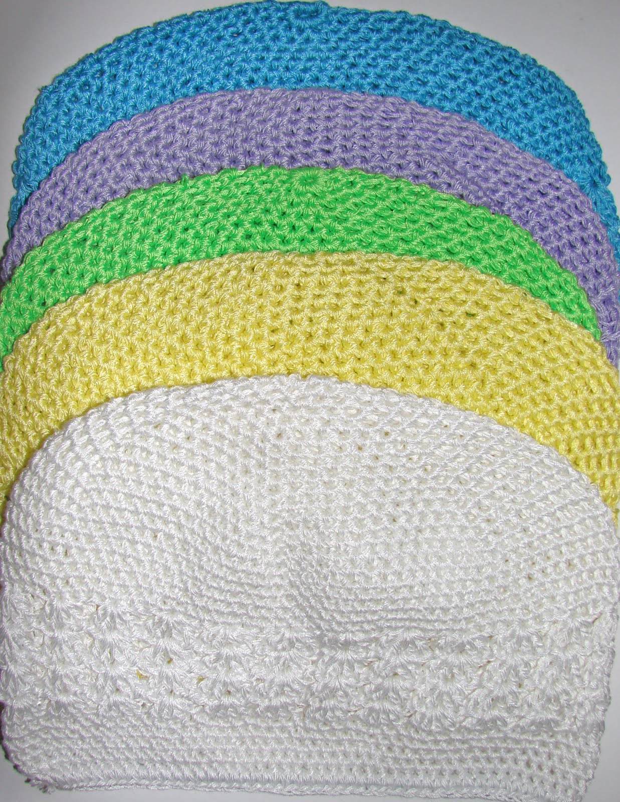 Free crochet kufi hats instructions - free pattern for ...