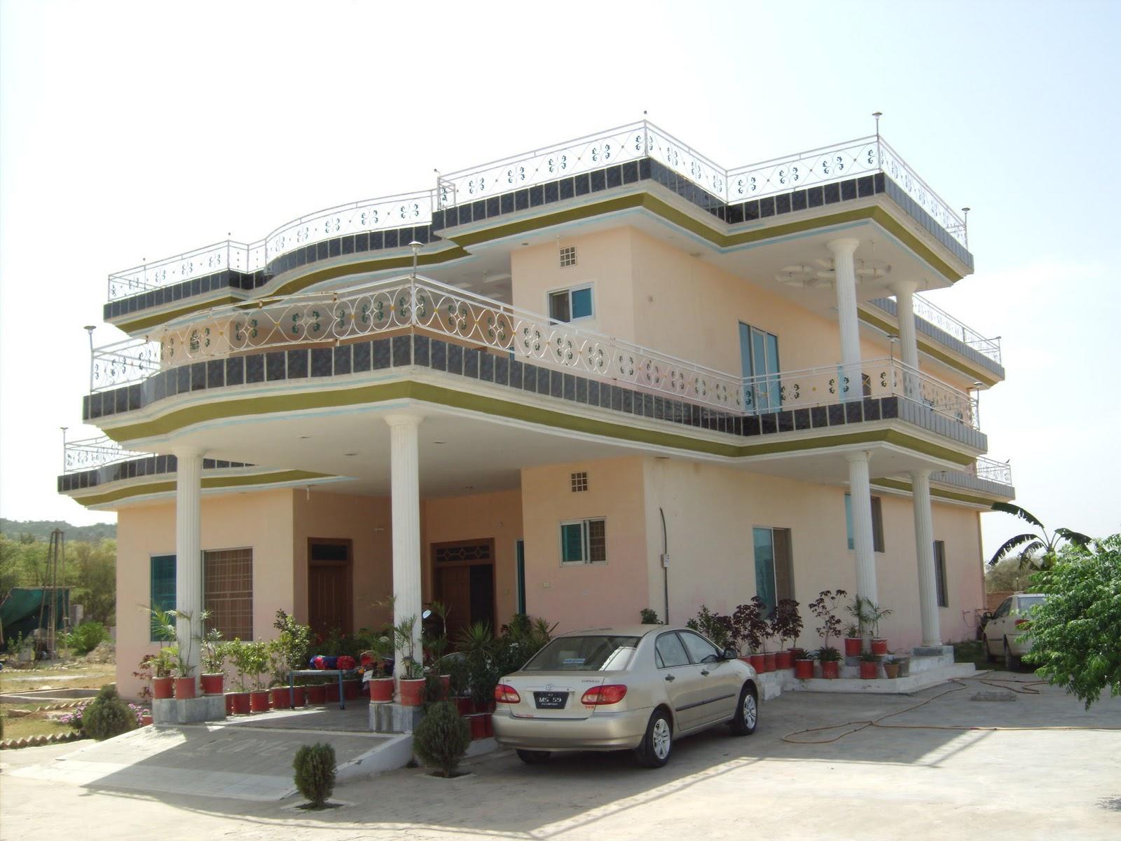 3 d new five house in pakistan joy studio design gallery