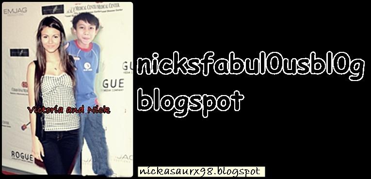 Nick's fabul0us bl0g!