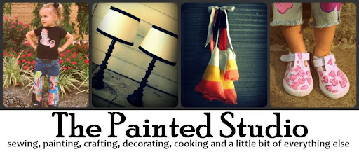 The Painted Studio