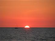 Nog maar eens een zonsondergang