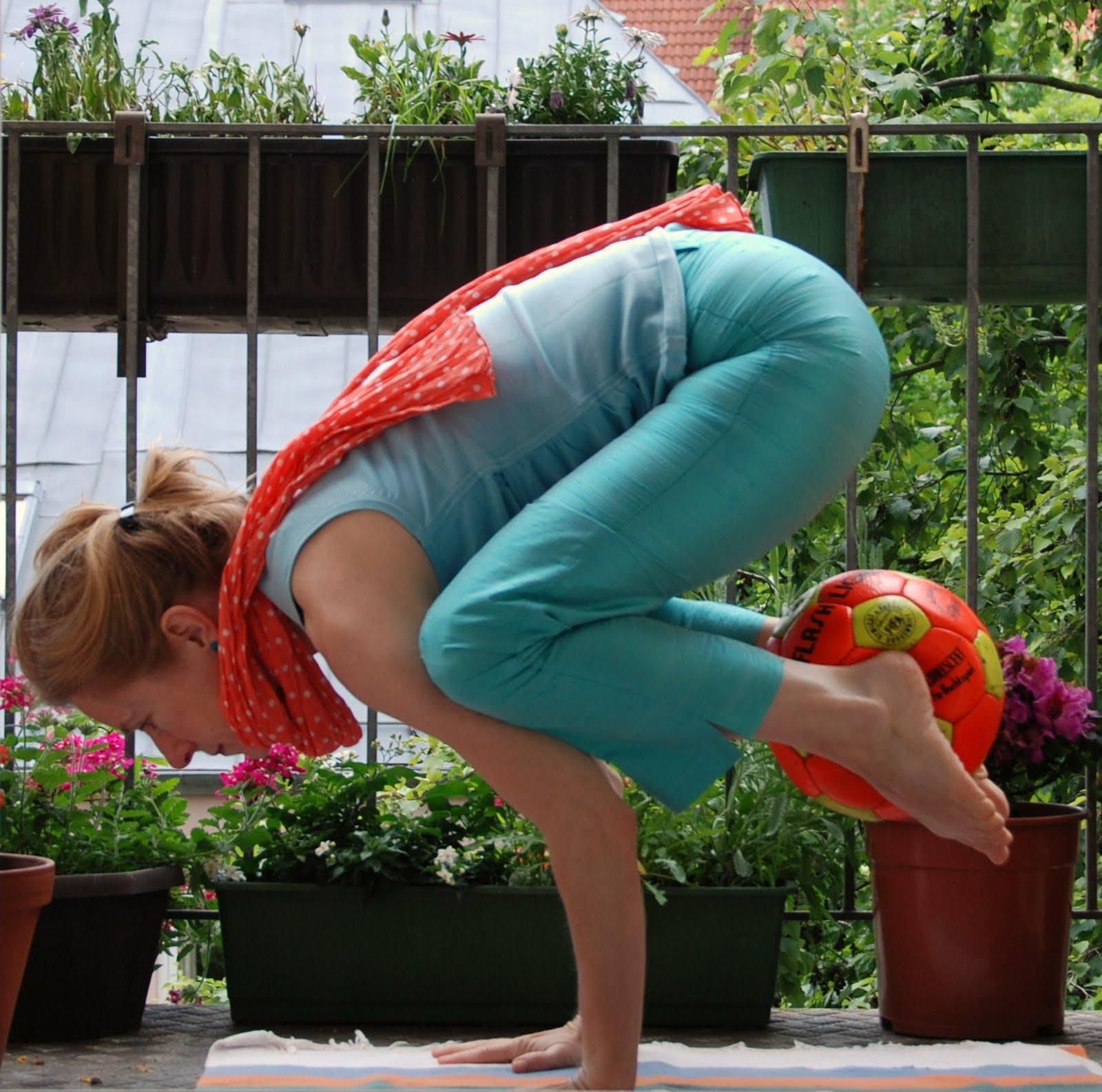 My Yoga Blog Bakasana