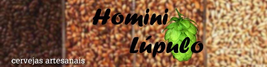 Homini Lúpulo - Cerveja artesanal e caseira