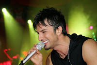 Tarkan in Antalya for the New Year