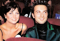 Tarkan and Sibel Can at Kral TV VMA Awards