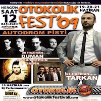 Tarkan is slated to appear at an Izmir automotive festival on 21 June
